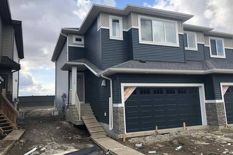 Townhouse for sale at 17336 49 St Nw Edmonton Alberta - MLS: E4147275