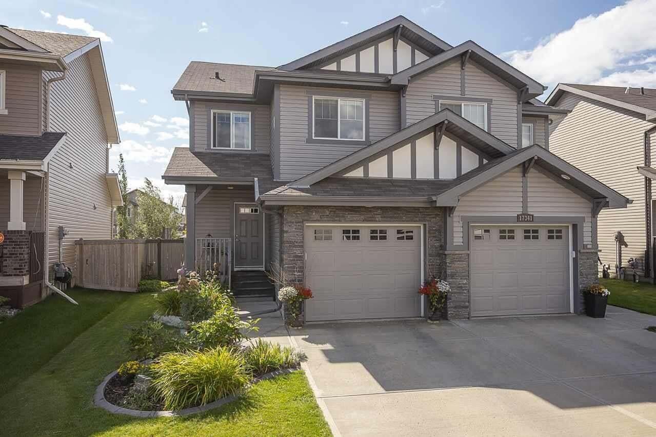 Townhouse for sale at 17337 6a Av SW Edmonton Alberta - MLS: E4214190