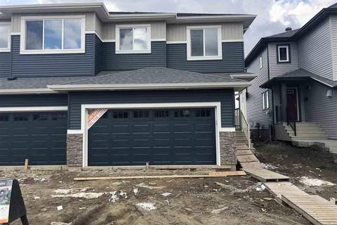 Townhouse for sale at 17340 49 St Nw Edmonton Alberta - MLS: E4147277