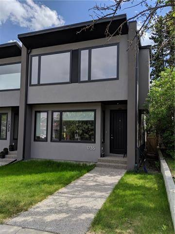 Townhouse for sale at 1735 33 Ave Southwest Calgary Alberta - MLS: C4249528
