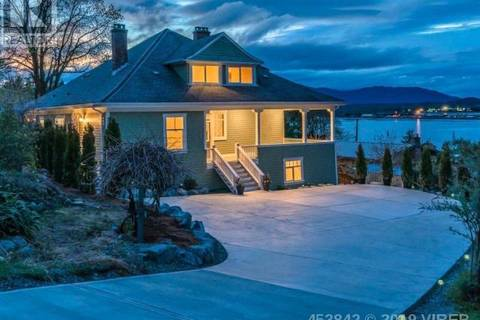 House for sale at 1735 Wilmot Rd Cowichan Bay British Columbia - MLS: 453842