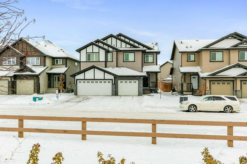 Townhouse for sale at 17357 120 St NW Edmonton Alberta - MLS: E4218269