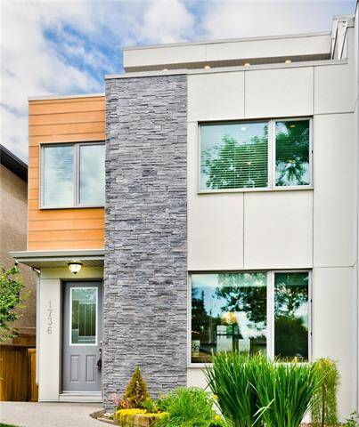 Townhouse for sale at 1736 37 Ave Southwest Calgary Alberta - MLS: C4262482