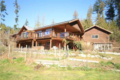 House for sale at 1737 Lockyer Rd Roberts Creek British Columbia - MLS: R2446969