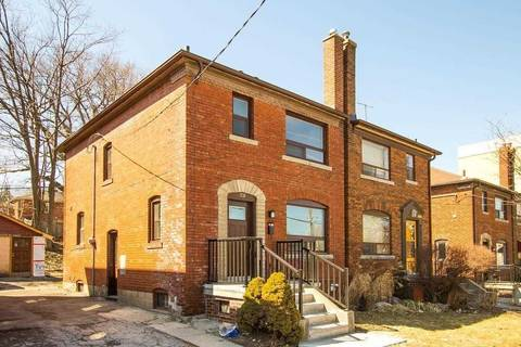 Townhouse for rent at 1738 Bayview Ave Toronto Ontario - MLS: C4703286