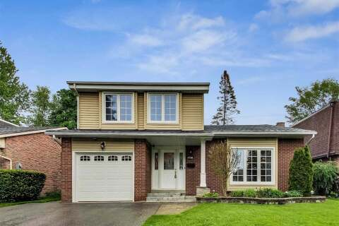 House for sale at 1738 Bronte Sq Pickering Ontario - MLS: E4781267