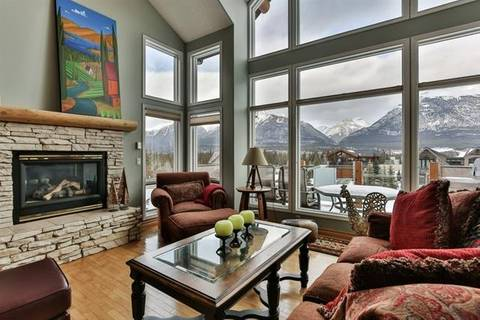 Townhouse for sale at 173 Morris  Canmore Alberta - MLS: C4278189