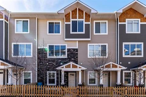 Townhouse for sale at 2802 Kings Heights Gt Southeast Unit 174 Airdrie Alberta - MLS: C4241265