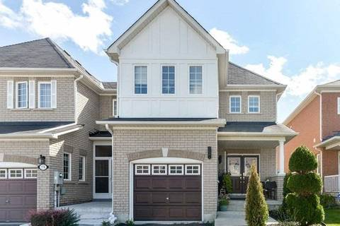 Townhouse for sale at 174 Albright Rd Brampton Ontario - MLS: W4578413