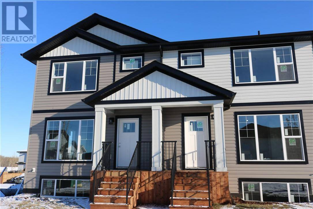 Townhouse for sale at 174 Ava Cres Blackfalds Alberta - MLS: ca0180490