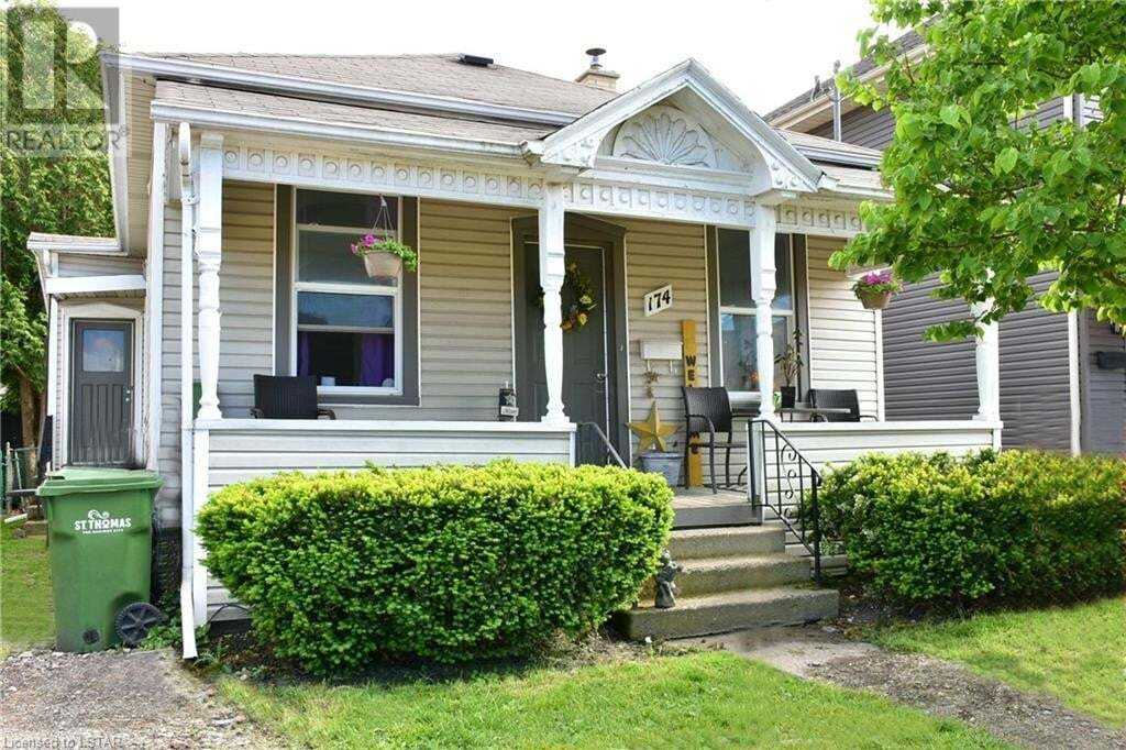 House for sale at 174 Centre St St. Thomas Ontario - MLS: 262101