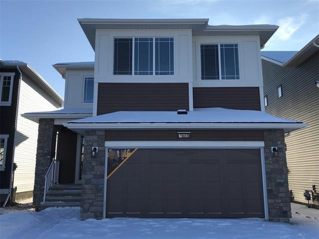 For Sale: 174 Coopersfield Way Southwest, Airdrie, AB | 3 Bed, 3 Bath House for $539,900. See 6 photos!
