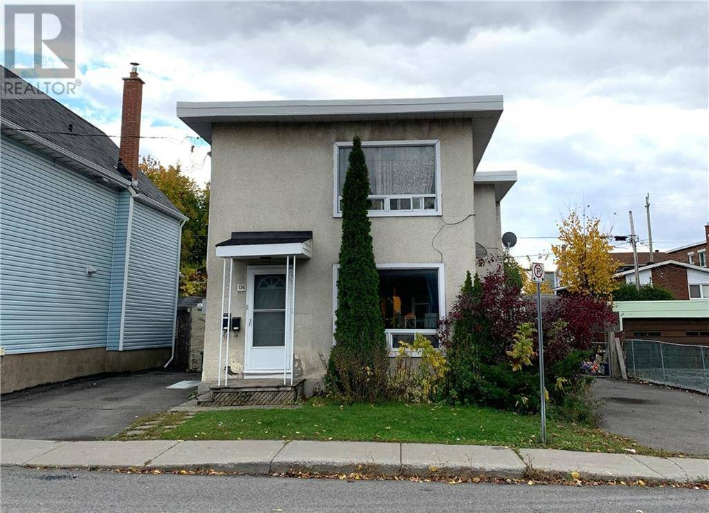Home for sale at 174 Ethel St Ottawa Ontario - MLS: 1173395