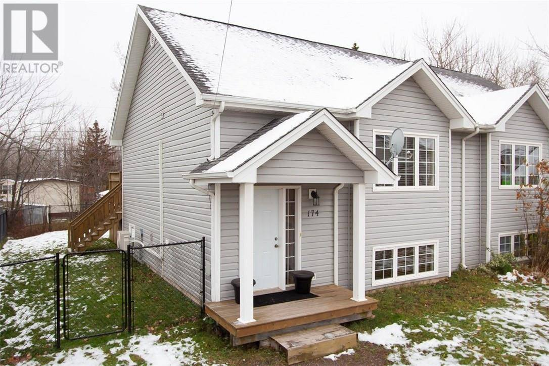 House for sale at 174 Lonsdale Dr Moncton New Brunswick - MLS: M126285