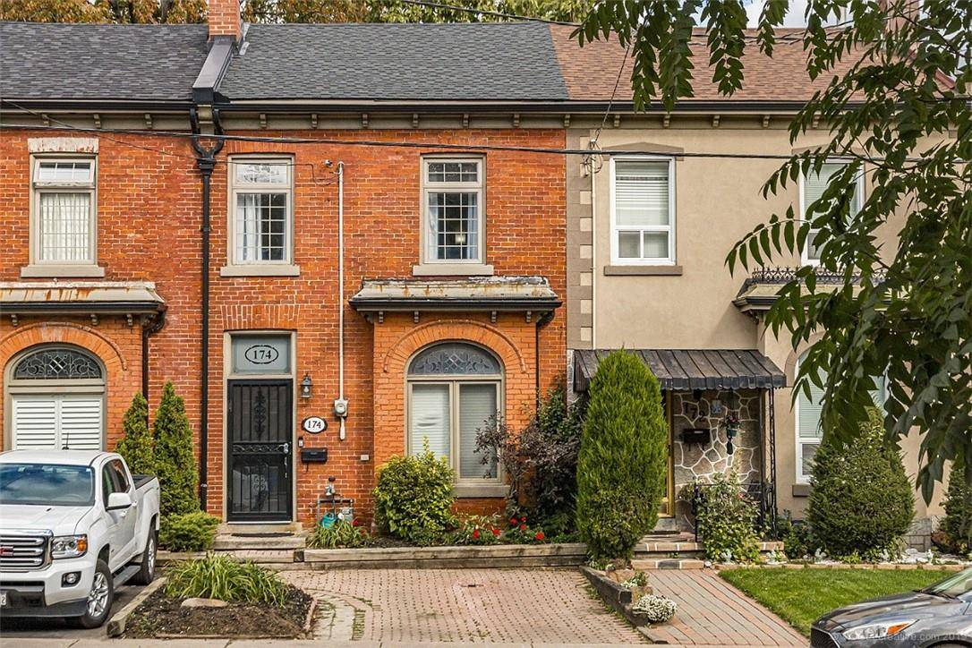 Townhouse for sale at 174 Market St Hamilton Ontario - MLS: H4065881