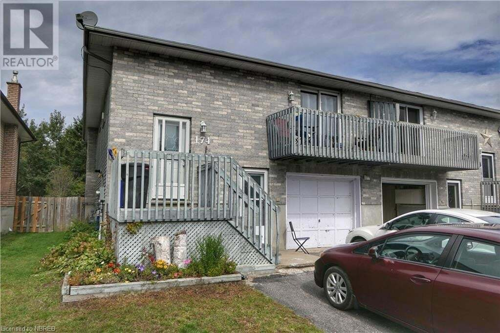 House for sale at 174 Massey Dr North Bay Ontario - MLS: 40021411