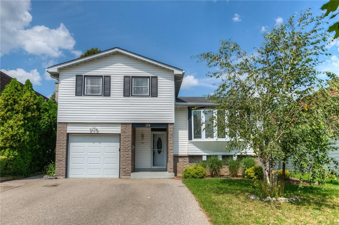 Removed: 174 Mcgarry Drive, Kitchener, ON - Removed on 2017-08-14 22:01:45