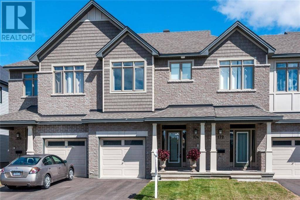 Townhouse for rent at 174 Overberg Wy Ottawa Ontario - MLS: 1172157