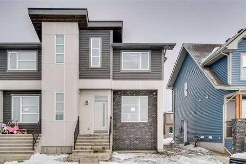 Townhouse for sale at 174 Seton Gr Southeast Calgary Alberta - MLS: C4294308