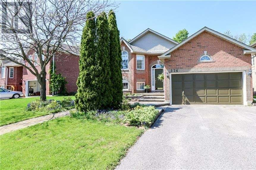 House for sale at 174 Taylor Dr Barrie Ontario - MLS: 30803666