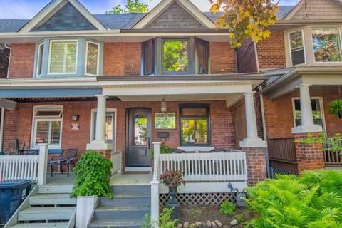 Townhouse for sale at 174 Wineva Ave Toronto Ontario - MLS: E4494597