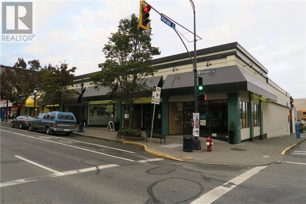 Commercial property for lease at 1740 Douglas St Victoria British Columbia - MLS: 419259