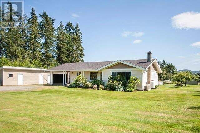 House for sale at 1740 Koksilah Rd Cowichan Bay British Columbia - MLS: 471001