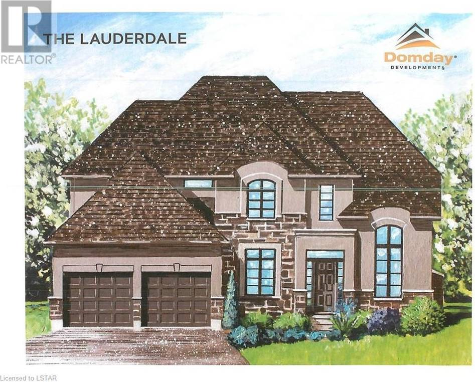 House for sale at 1741 Upper West - Lot 30 Ave London Ontario - MLS: 239641