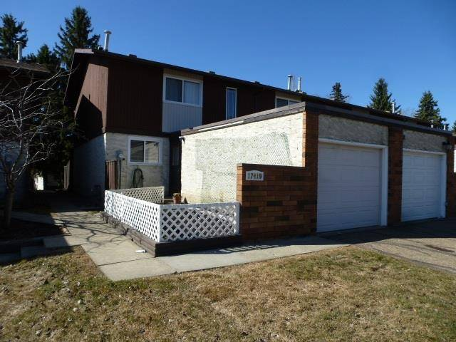 Townhouse for sale at 17419 77 Ave Nw Edmonton Alberta - MLS: E4190913