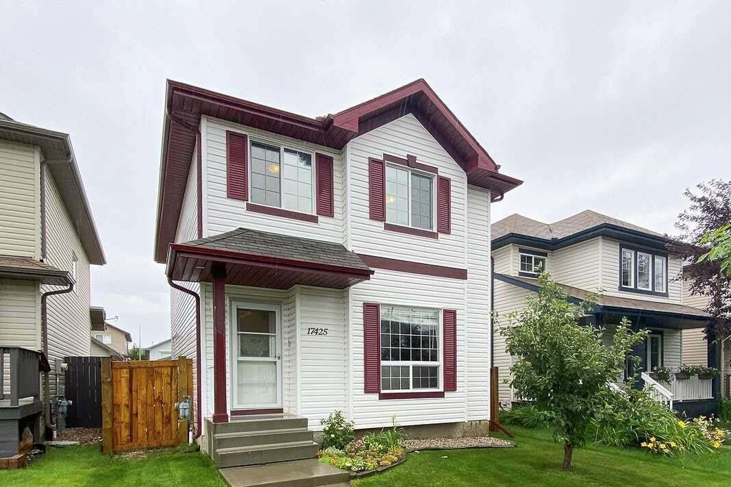 House for sale at 17425 88 St NW Edmonton Alberta - MLS: E4209469
