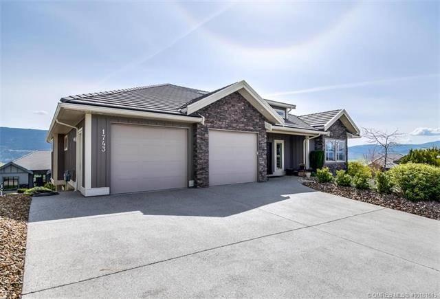 House for sale at 1743 Capistrano Peaks Cres Kelowna British Columbia - MLS: 10181615