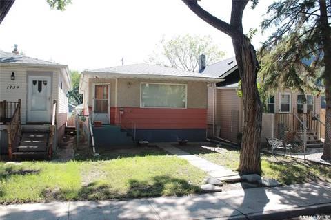 House for sale at 1743 Montreal St Regina Saskatchewan - MLS: SK782199