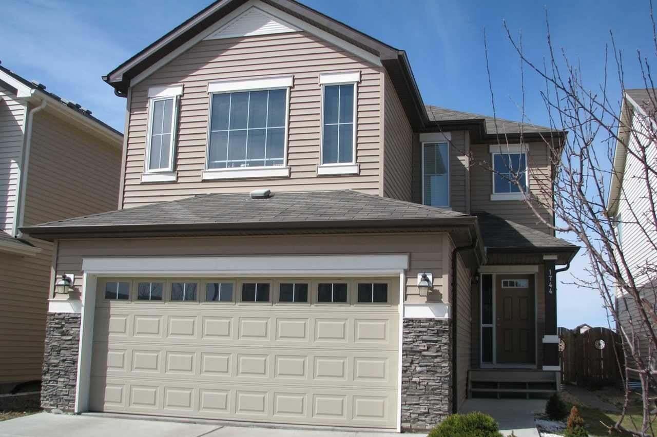 House for sale at 1744 61 St SW Edmonton Alberta - MLS: E4182722