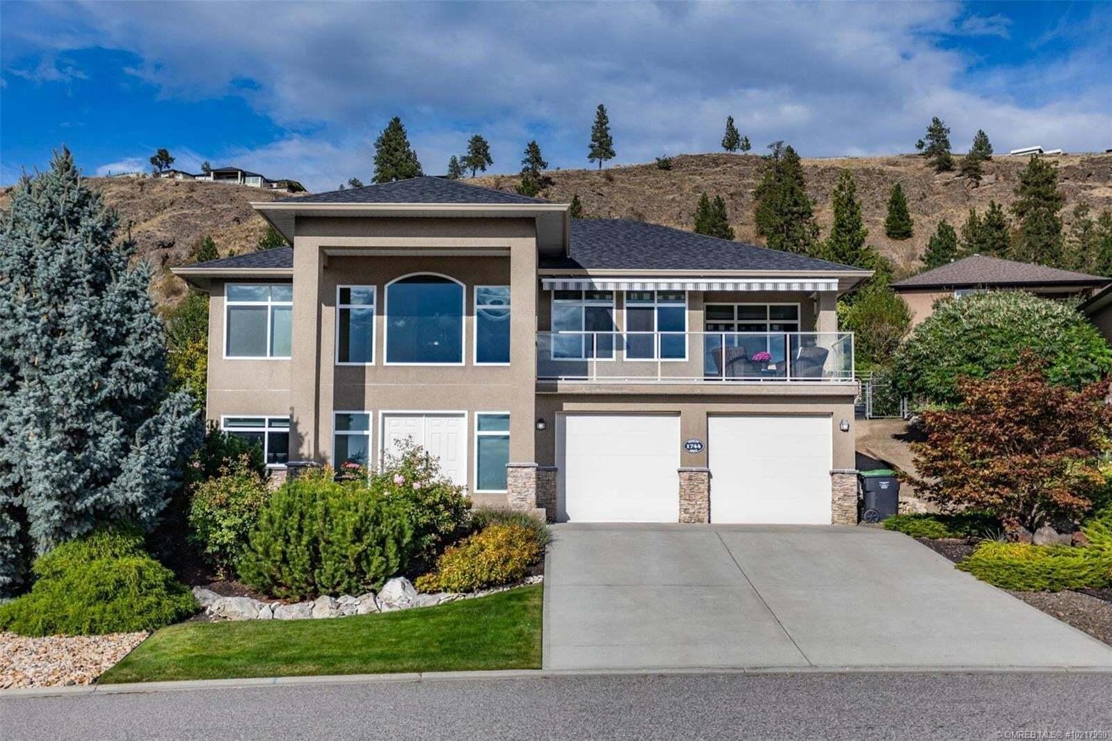 House for sale at 1744 Merlot Dr Kelowna British Columbia - MLS: 10217990