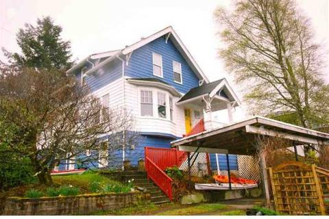 House for sale at 1745 India Ave Prince Rupert British Columbia - MLS: R2366600