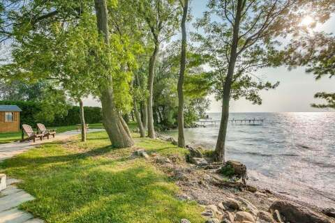 House for sale at 1746 Lakeshore Dr Ramara Ontario - MLS: W4740822
