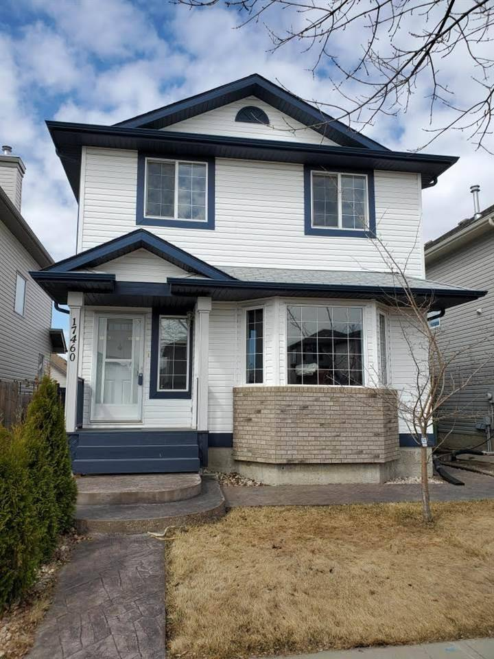 House for sale at 17460 89 St Nw Edmonton Alberta - MLS: E4186853