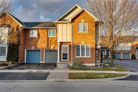 Townhouse for sale at 1747 Creek Wy Burlington Ontario - MLS: W4668395