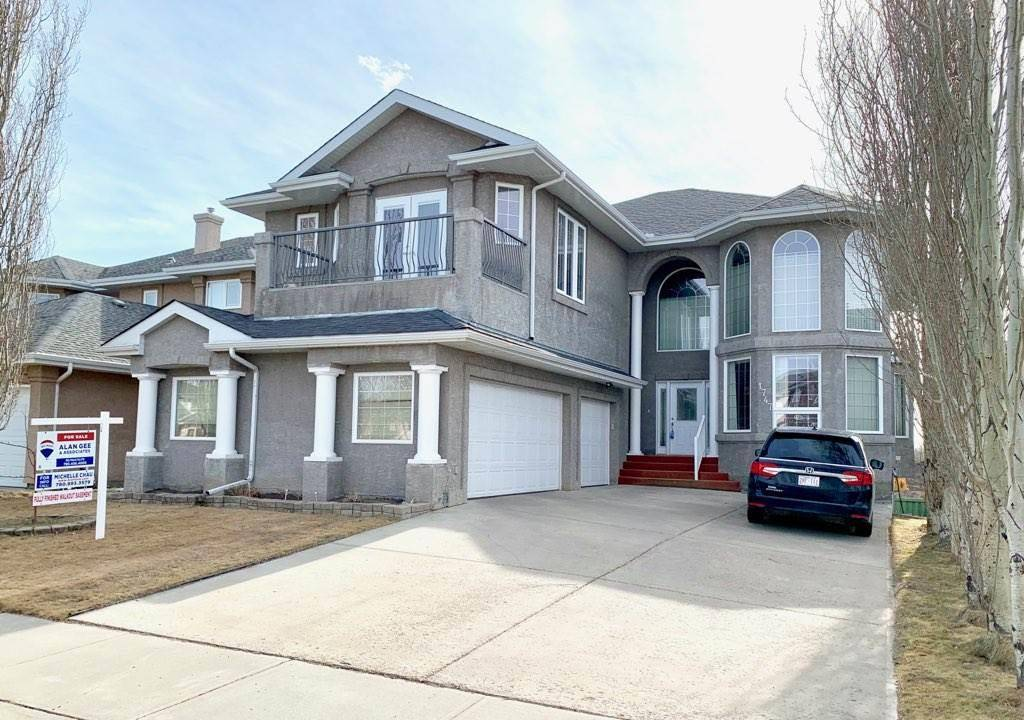 House for sale at 1747 Haswell Cv  Nw Edmonton Alberta - MLS: E4180804