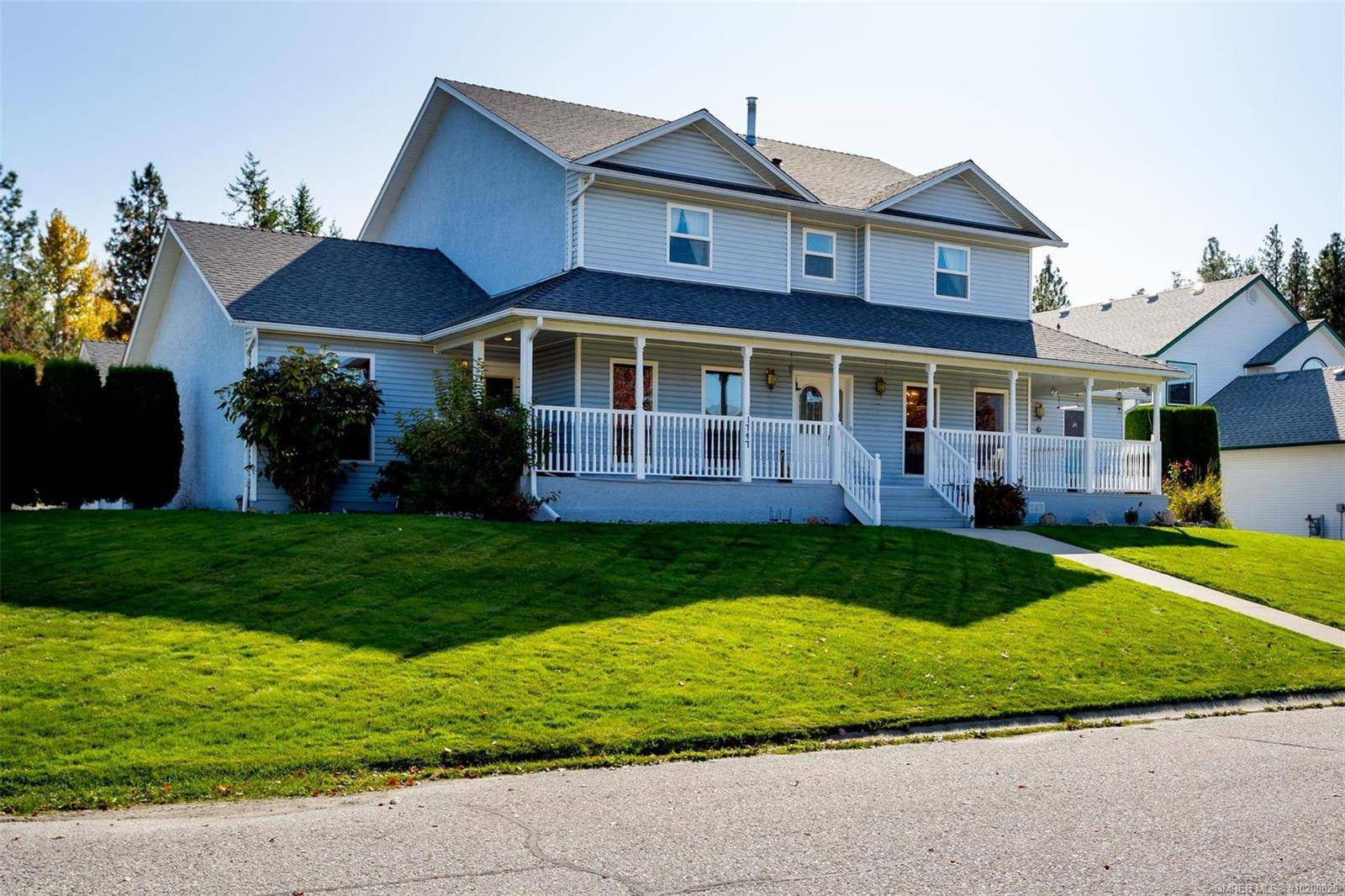 House for sale at 1747 Saldin Ct Lake Country British Columbia - MLS: 10200825