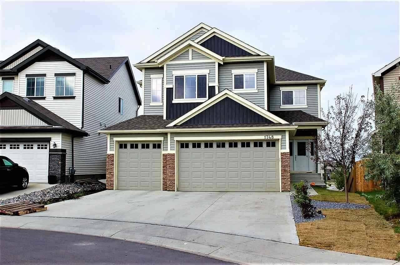 House for sale at 1748 55 St Sw Edmonton Alberta - MLS: E4173147