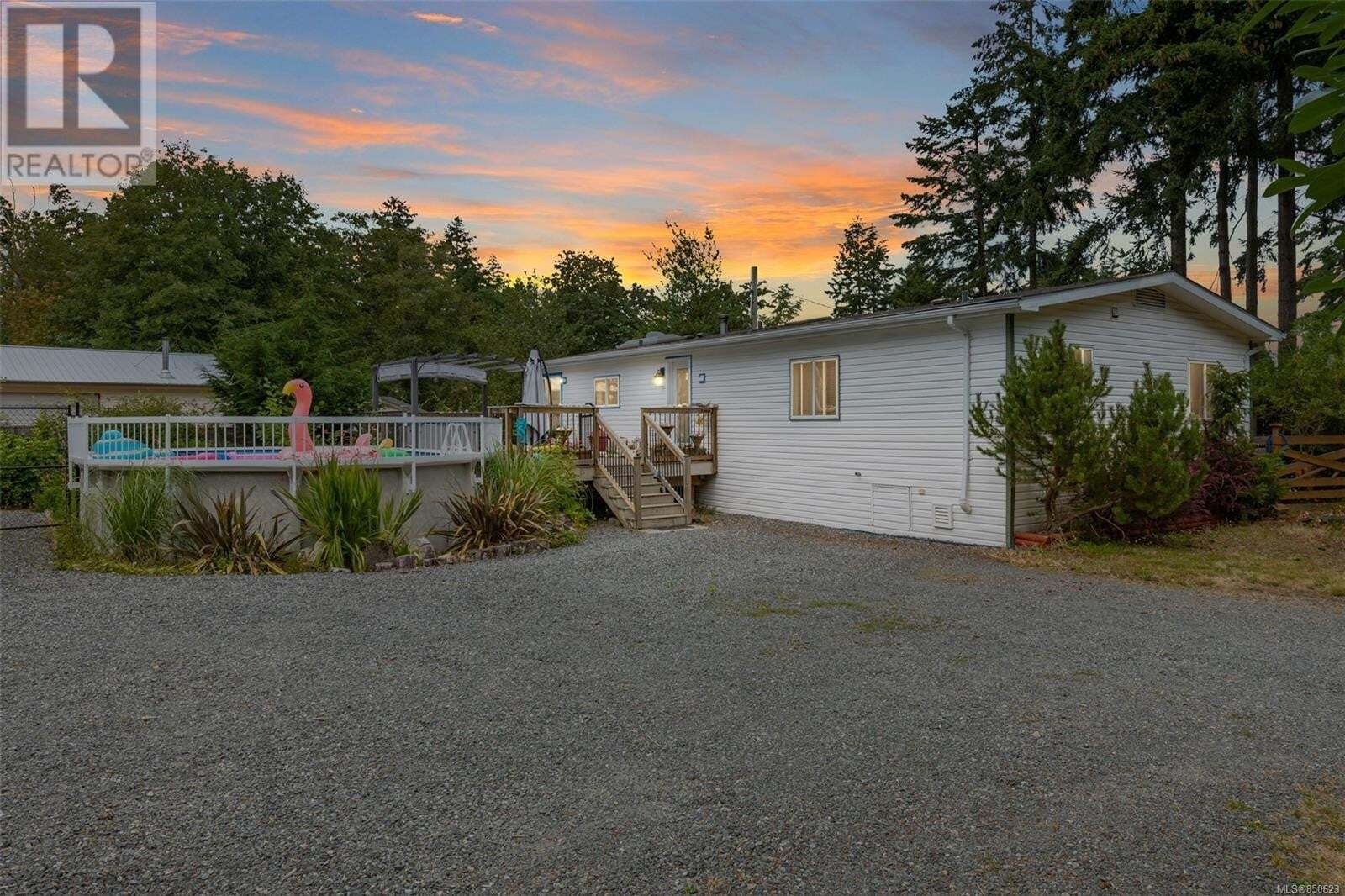 Residential property for sale at 1748 Little River  Comox British Columbia - MLS: 850623