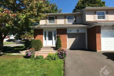 House for sale at 1748 Stoneboat Cres Orleans Ontario - MLS: 1211387