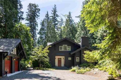 House for sale at 1749 Emily Ln Bowen Island British Columbia - MLS: R2477571