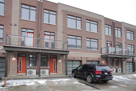 Residential property for sale at 13 Hearne St Unit 175 Vaughan Ontario - MLS: N4677471