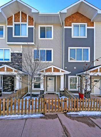 Townhouse for sale at 2802 Kings Heights Gt Southeast Unit 175 Airdrie Alberta - MLS: C4233022