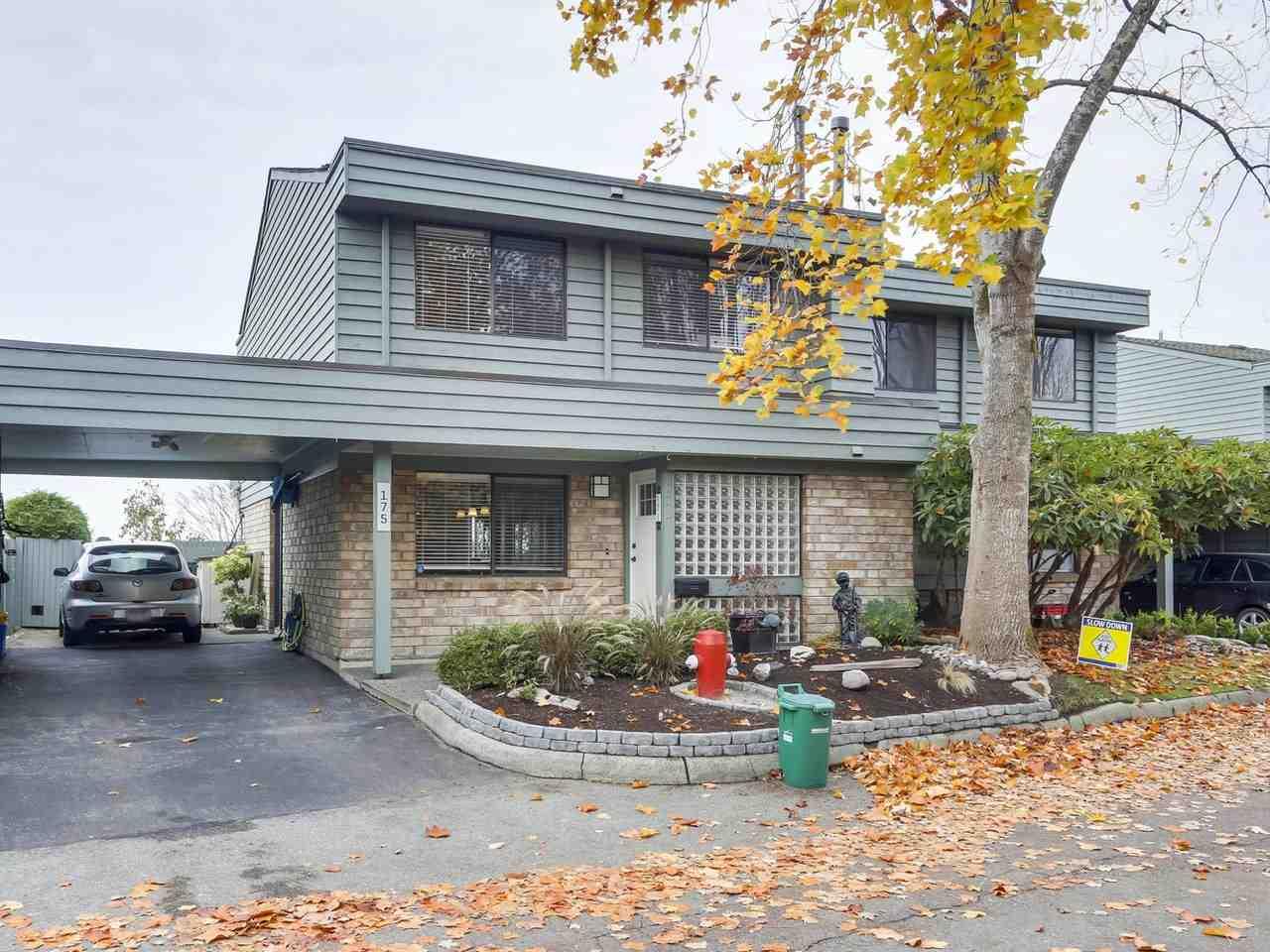 Sold: 175 - 3031 Williams Road, Richmond, BC