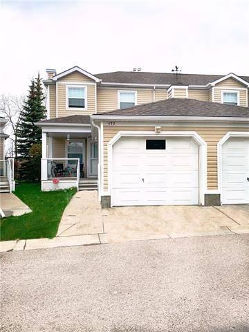 Townhouse for sale at 7707 Martha's Haven Pk Northeast Unit 175 Calgary Alberta - MLS: C4244802