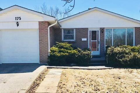 House for sale at 175 Bexhill Dr London Ontario - MLS: 194026