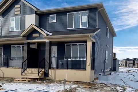Townhouse for sale at 175 Creekside  Southwest Calgary Alberta - MLS: C4286748